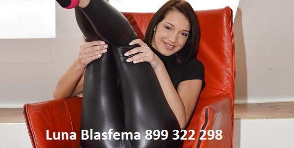 luna telefono bestemmie 899 322 298 blasfemia estrema in diretta